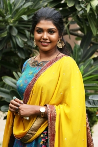 Actress Riythvika New Photos @ Gundu Movie Audio Launch
