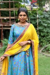 Actress Riythvika New Photos @ Gundu Movie Audio Release