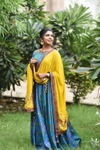 Gundu Movie Actress Riythvika New Photos