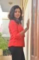 Tamil Actress Riythvika Photos in Red Dress