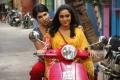 Anjena Kirti, Sana Althaf in RK Nagar Movie Stills