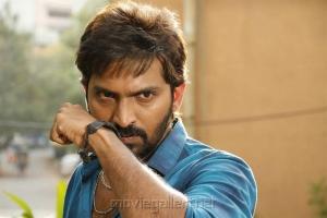 Actor Vaibhav in RK Nagar Movie Stills