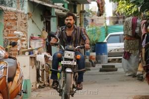 Actor Vaibhav Reddy in RK Nagar Movie Stills