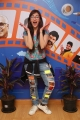 Actress Angela @ Rogue Movie Team visit Radio City FM Photos