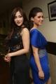 Angela, Mannara Chopra @ Rogue Teaser Launch Stills