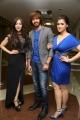 Angela, Ishan, Mannara Chopra @ Rogue Teaser Launch Stills