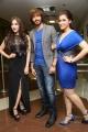 Angela, Ishaan, Mannara Chopra @ Rogue Teaser Launch Stills
