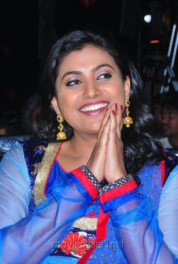 Picture 175317 | Roja Selvamani at Nuvva Nena Audio Launch | New Movie