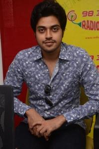 Chetan Maddineni @ Rojulu Maarayi Song Launch at Radio Mirchi Photos