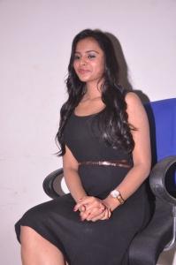 Actress Manasa at Romance Pre-Release Press Meet Stills
