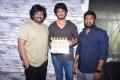 Puri Jagannadh, Akash Puri, Anil Paduri @ Romantic Movie Opening Stills