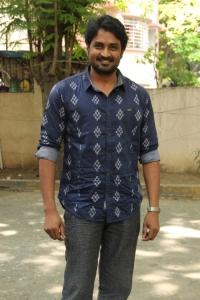 Mirchi Senthil @ Romba Nallavan Da Nee Movie Press Meet Stills