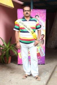 Director A.Venkatesh @ Romba Nallavan Da Nee Movie Press Meet Stills