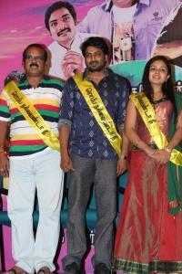 Mirchi Senthil, Sruthi Bala @ Romba Nallavan Da Nee Press Meet Stills