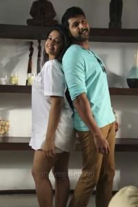 Poonam Bajwa, Jayam Ravi in Romeo Juliet Latest Stills