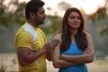 Jayam Ravi, Hansika Motwani in Romeo Juliet Tamil Movie Photos