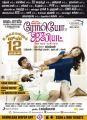 Jayam Ravi, Hansika Motwani in Romeo Juliet Movie Release Posters