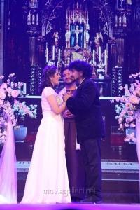 Varalaxmi, Salsa Mani @ Romeo Juliet Indian Musical Stage Show Day 2 Stills