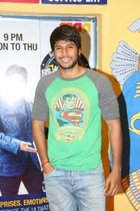 Sandeep @ Romeo Movie Premiere Show at Prasads Multiplex Hyderabad