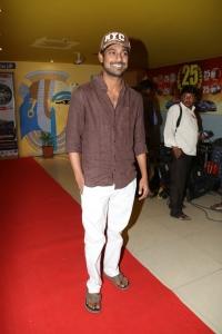 Varun Sandesh @ Romeo Movie Premiere Show at Prasads Multiplex Hyderabad