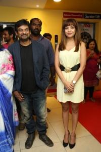 Puri Jagannath @ Romeo Movie Premiere Show at Prasads Multiplex Hyderabad