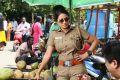 Heroine Nivetha Pethuraj Police Getup in Roshagadu Movie Pics