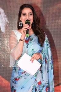 Manjusha @ Roshagadu Movie Pre Release Event Stills
