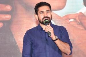 Vijay Antony @ Roshagadu Movie Pre Release Event Stills