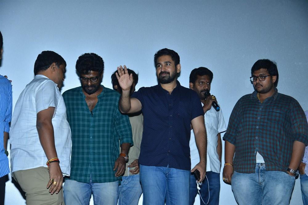 Roshagadu Movie Team @ Sri Mayuri Theatre Photos