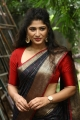 Actress Roshini Saree Images @ Jada Movie Audio Launch