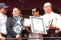 Sarathkumar @ Rotary My Flag My India 2014 Guinness World Record Chennai Photos