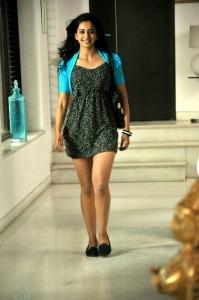 Actress Rakul Preet Singh in Rough Telugu Movie Stills