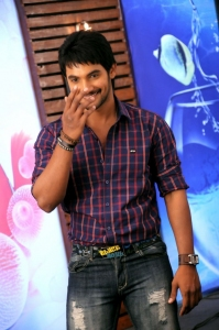 Actor Aadi in Rough Telugu Movie Photos