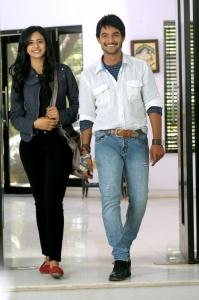 Rakul Preet Singh, Aadi in Rough Telugu Movie Photos