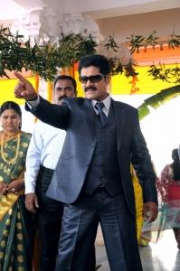 Actor Srihari in Rough Telugu Movie Photos