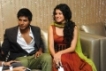 Sandeep, Tapsee at Routine Love Story Logo Launch Stills