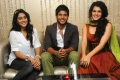 Ragina, Sandeep, Tapsee at Routine Love Story Trailer Launch Photos