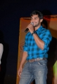 Actor Aadi at Routine Love Story Audio Launch Photos