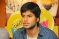 Actor Sandeep Kishan at Routine Love Story Movie Press Meet Stills