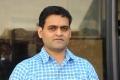 Director Praveen Sattaru at Routine Love Story Movie Team Interview Photos