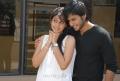 Sandeep Kishan, Regina Cassandra at Routine Love Story Movie Team Interview Photos