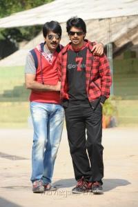 Ravi Teja, Srikanth in Rowdi Raja Movie Stills