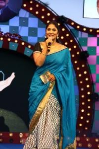 Anchor Jhansi @ Rowdy Movie Audio Launch Photos