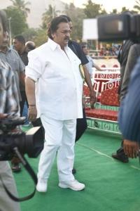 Dasari Narayana Rao @ Rowdy Movie Audio Launch Photos