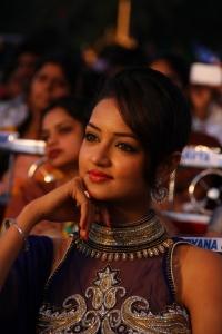 Actress Shanvi @ Rowdy Movie Audio Launch Photos