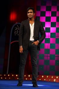 Manchu Vishnu @ Rowdy Movie Audio Launch Photos