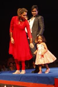 Manchu Lakshmi Prasanna @ Rowdy Movie Audio Launch Photos