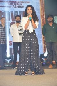 Anupama Parameswaran @ Rowdy Boys First Look Launch Stills