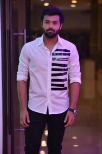 Actor Ashish @ Rowdy Boys First Look Launch Stills