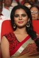 Manasa Himavarsha @ Rowdy Fellow Movie Audio Launch Stills